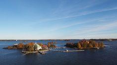 Islands in Helsinki