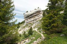 """Montagne Rocher """"La Folatière"""" (Chamechaude - Chartreuse)"""