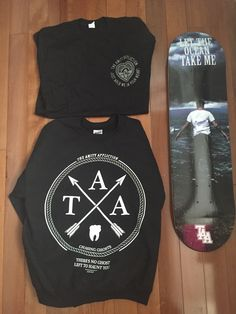 my the amity affliction merch finally came