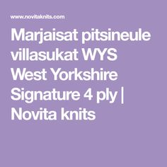 Nordic Yarns and Design since 1928 West Yorkshire, Yarns, Knits, Knitting, Design, Tricot, Breien, Stricken