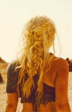 The HAIR. Game of thrones
