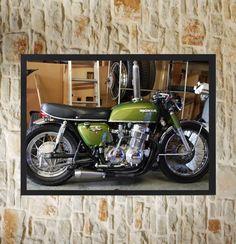 poster moto 3 - 30x40cm