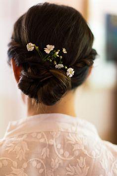 Elegant and Totally Chic Wedding Hairstyles - MODwedding