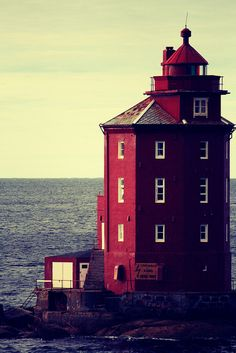 Artic Lighthouse, Norway