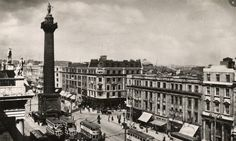 From the roof of the GPO Dublin Ireland, Granite, Paris Skyline, Street View, Statue, Building, March, Travel, Viajes