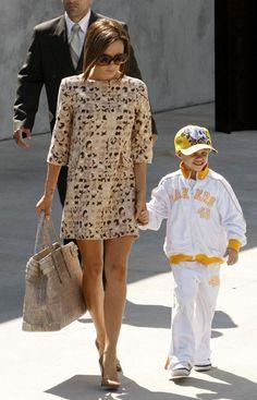Victoria Beckham Style: Best Dresses & Fashion Outfits | Grazia Fashion