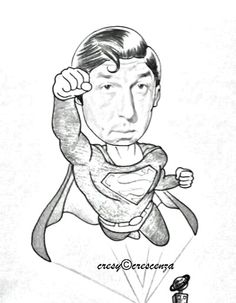 """Superman Matteo"""