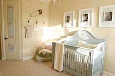 The Ragged Wren Shabby Chic Nursery