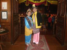 malaysian traditional clothing - Google Search