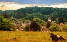 https://flic.kr/p/tyFzoM | Schöne Aussicht - Odenthal im Bergischen Land | Land Idylle im Bergischen Land hier in Odenthal (Rheinisch Bergischer Kreis Deutschland) DSC_7029-Bearbeitet