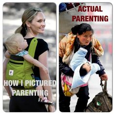 Parenting meme.  Funny - YES!!