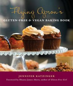 by Jennifer Katzinger ISBN: 9781570617805 192 Pages More Gluten-Free Vegan Cookbooks this Way! Over the last decade, a vegan diet has become a more mainstream choice; food allergies have been increasi