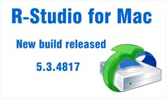 We released new builds of R-Studio for Mac and Linux. Now they have automatic check for new versions, and improved preview for video and pdf files. In addition, several bugfixes were fixed. http://forum.r-tt.com/r-studio-for-mac-5-3-4817-t9505.html