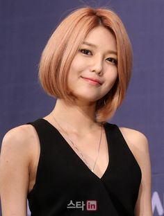 SNSD - Choi SooYoung #최수영 #수영 'Party' era Channel Soshi - OnStyle event 150721 HER HAIR IS GORGEOUS