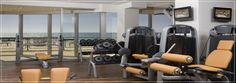 Dan Accadia Gym - fully equipped with all the latest in hi-tech gym gadgetry Hotel Guest, Health Club, Jacuzzi, Hotels And Resorts, Hotel Offers, Swimming Pools, Dan, Relax, Tech