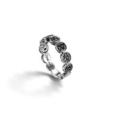 DOT COLLECTION Slim Ring   John Hardy Online Boutique