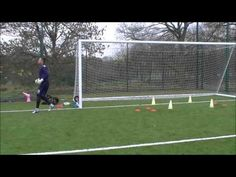 Walsall FC Goalkeeper Session #4