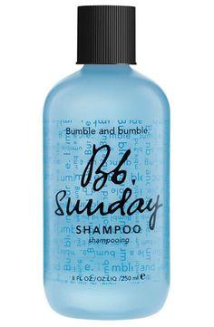 Best shampoo for greasy hair: Bumble & Bumble Sunday Shampoo - CosmopolitanUK