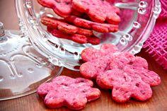 Sušenky z červené řepy (od 1 roku)