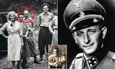 Construction site worker realized real identity of coworker Adolf Eichmann and tipped Mossad | Daily Mail Online Jewish Men, South American Countries, German Army, Work Looks, Military History, World War Two, Troops, Mail Online