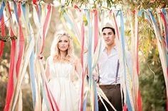 Roundup: 20 Amazing DIY Outdoor Wedding Ideas » Curbly | DIY Design Community