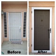 66 Best Security Screen Doors Images Diy Ideas For Home
