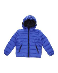 AI RIDERS ON THE STORM Boy's' Down jacket Blue 12 years