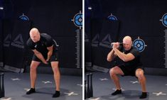 The steel club shoulder clean is an excellent exercise that works the posterior chain with the swing and the quad dominant muscles with the squat. Pilates, Squats, Muscles, Reebok, Basketball Court, Training, Australia, Exercise, Cleaning
