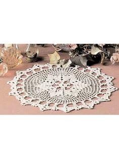 Crochet Doilies - Vintage Doily Crochet Patterns - Star Doily