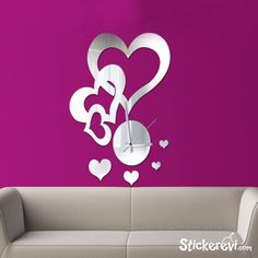 #stickerevi #mirror #clock #decor #sticker #shop #cute #fashion #trend #sweet #accessories #pretty #wallsticker www.stickerevi.com   www.facebook.com/stickerevi