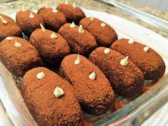 Пирожное КАРТОШКА за 10 минут.  Любимое пирожное из ДЕТСТВА.  Самое вкусное, ореховое, ароматное! - YouTube