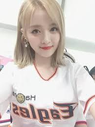 Image result for xuan yi wjsn Yuehua Entertainment, Starship Entertainment, Xuan Yi, Air Force Blue, Fandom, Space Girl, Cosmic Girls, Kpop, T Shirts For Women