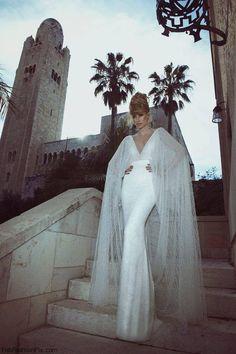Tal Kahlon Bridal Collection 2013 White Wedding Dress...