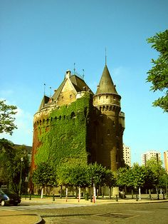 Brussels Belgium-the old city gate. I've driven past it but I still need to go see it