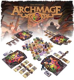 Archmage by Game Salute — Kickstarter