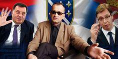 Trudim se da ne pišem i ne govorim o Srbiji i njenoj politici, duboko uvjeren da je to dužnost mnogi...