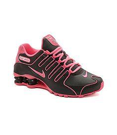 Nike Womens Shox NZ Running Shoes #Dillards
