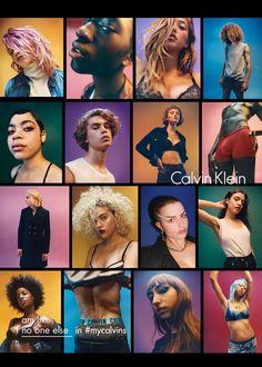 Meet the Beautiful New Stars of Calvin Klein, In Their Calvins - Calvin Klein-Wmag