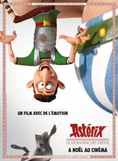 Astérix - Asterix: The Mansions of the Gods - The motion picture - All about the cartoon - Posters