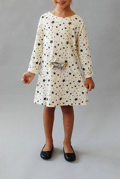star dress for girls
