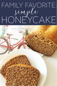 This is a simple & quick family favorite your kids will love for a snack or a quick lunch. Using things you already have on hand this will be your new family favorite! Cake Recipes, Dessert Recipes, Desserts, Bread Recipes, Dutch Recipes, Cooking Recipes, Tasty Bread Recipe, Honey Cake, Easy Family Meals