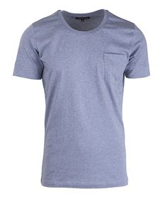 PINHEAD - Light Blue Melange   JOHNNYLOVE – Scandinavian Fashion – Jackets, Coats, Jeans, Shirts, Online Store.
