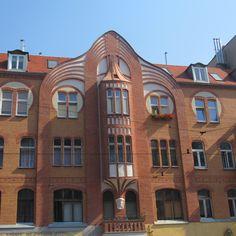 Art Nouveau in Poznań/Poland