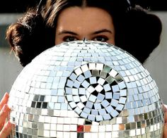 A long time ago in a groovy galaxy far, far away - the Imperials completed the construction of their far out Death Star disco ball. This unique Star Wars...