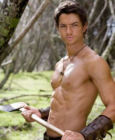 Legend of the Seeker. ZOMG. He is just so gorgeous...
