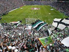 Bökelberg, Borussia Mönchengladbach, Nordkurve