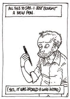 boulet french cartoonist   boulet a french cartoonist living in paris draws this terrific strip ...