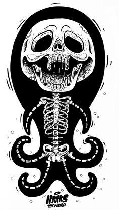 Illustration by NYCHOS , via Behance