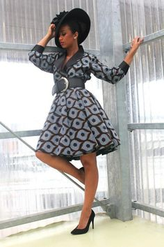 Get Gorgeous with Trend Setting Ankara Styles - Wedding Digest NaijaWedding Dige. from Diyanu - Ankara Dresses, Shirts & African Dresses For Women, African Print Dresses, African Attire, African Fashion Dresses, African Wear, African Women, African Prints, Ghanaian Fashion, African Style