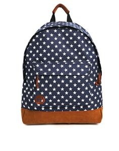 Mi-Pac All Stars Backpack in Navy